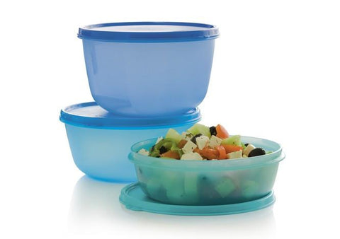 Tupperware Space Saver Bowls - Tupperware Queen Shop UK