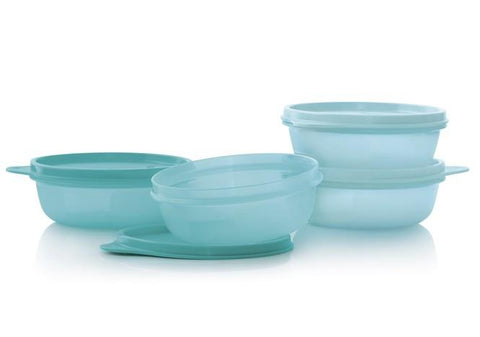 Tupperware Space Saver Leftover Bowls - Tupperware Queen Shop UK