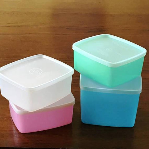 Tupperware Square Round Seals - Tupperware Queen Shop UK