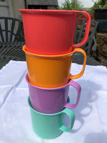 Tupperware - Tupperware Stacking Mugs