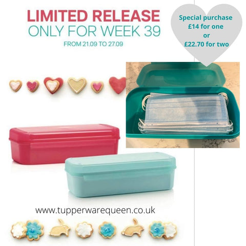 Tupperware Signature Line Rectangle
