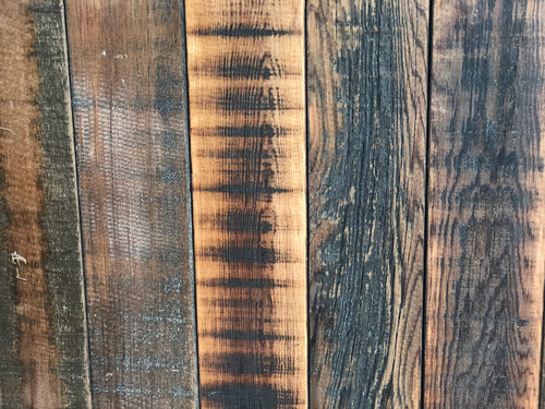 Western Red Cedar Tongue and Groove Accent Wall Boards, 5