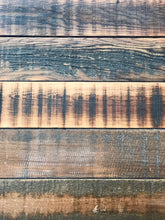 "Western Red Cedar Tongue and Groove Accent Wall Boards, 5"" wide"