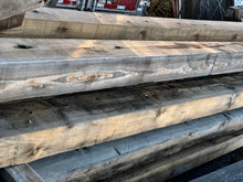 "Larch (Hardwood) 5 1/4"" x 8 1/2"" Beams, Unfinished. Up to 14 ' lengths."