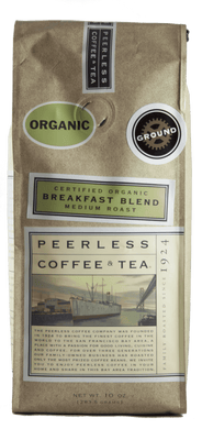 PLS 10 oz Organic Breakfast Blend (G) - 15124190421