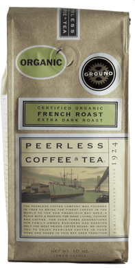 PLS 10 oz Organic French Roast (G) - 15124190407