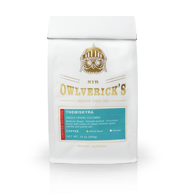 SIR 10 oz Themiskyra Organic (WB) - 634301734526