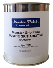 Anti-Skid Paint Additive - Pumice Grit * Made in USA - Gallon Qty. 1