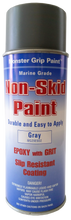 Non Skid Paint Marine Epoxy * Made in USA - Spray Can Qty. 12