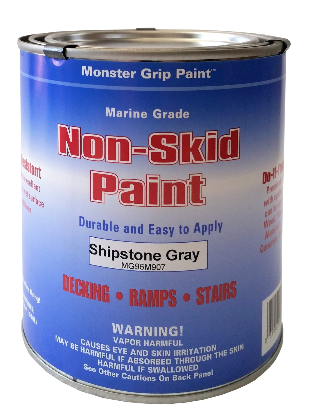 Non Skid Paint Marine Epoxy * Made in USA - Quart Qty. 2