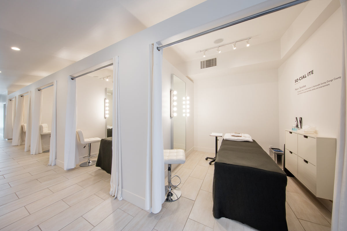 Private Lash Rooms