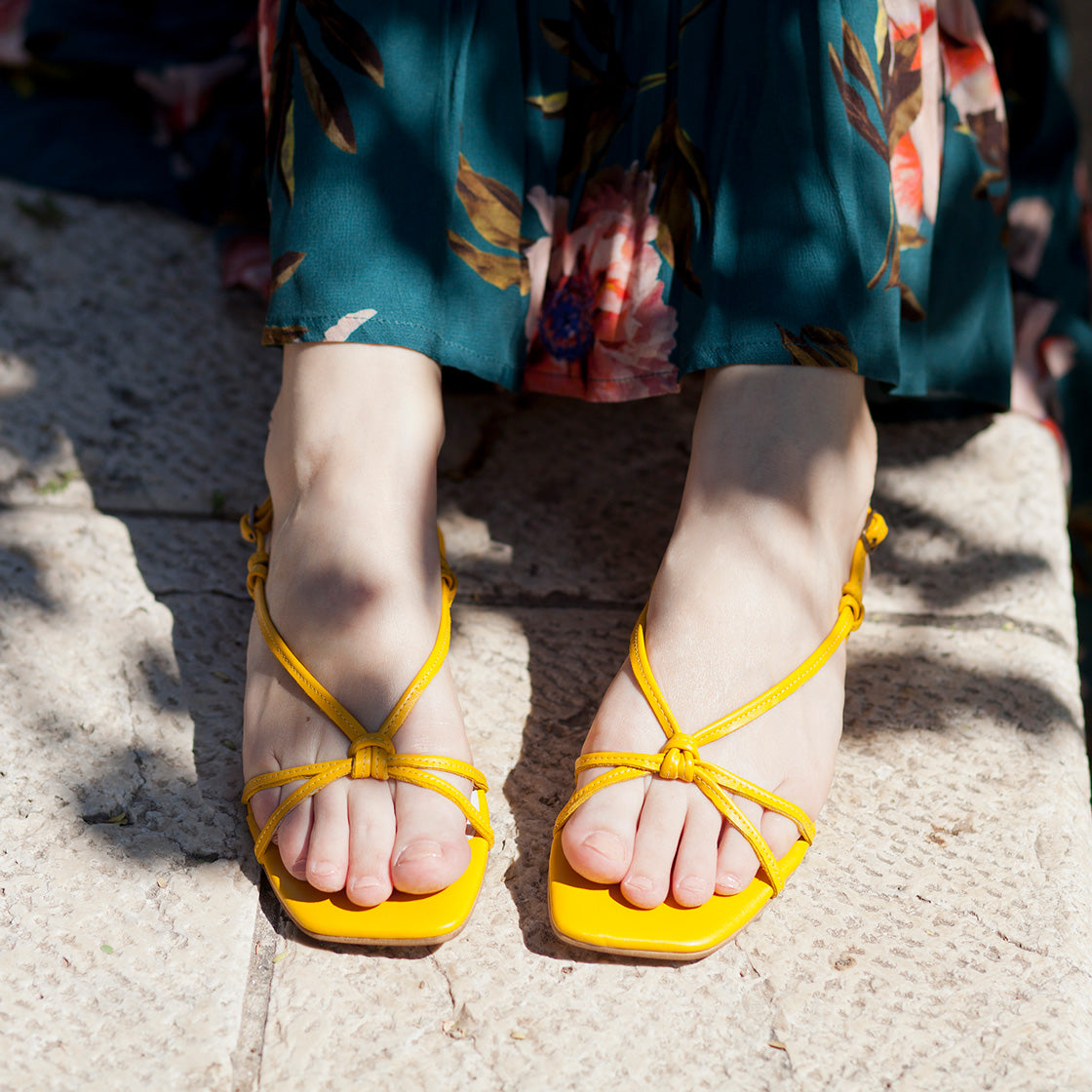 Ariel - Greek Style Sandals