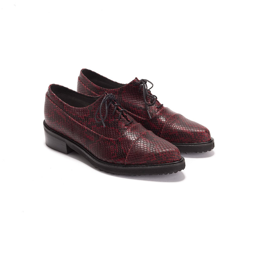Alex - Point Toe Oxfords