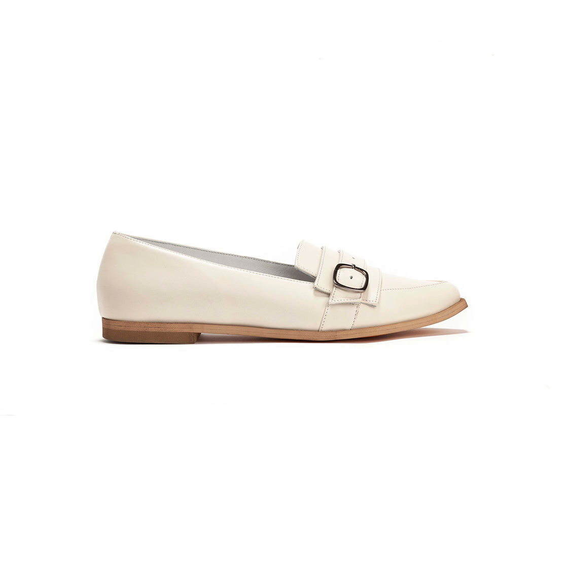 Claire - Leather Loafers