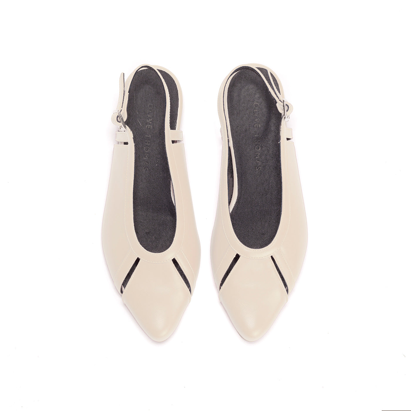 Clio - Pointed Toe Flats