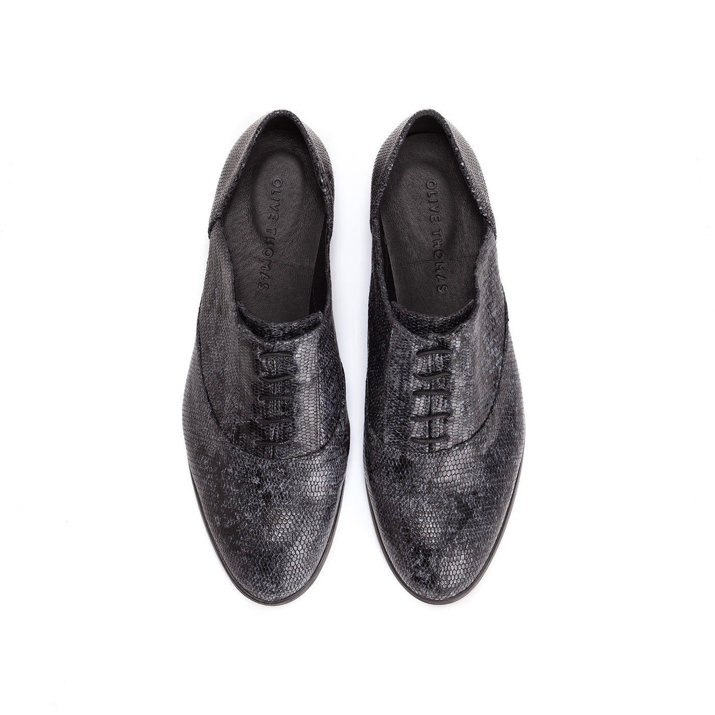 Juno - Leather Oxfords