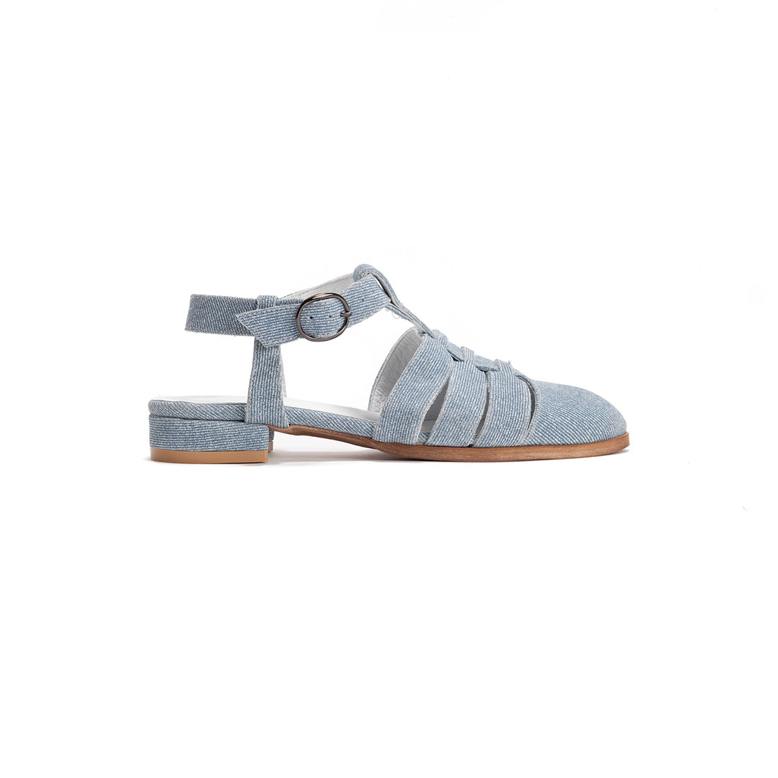 Lizzie - Fisherman Leather Sandals