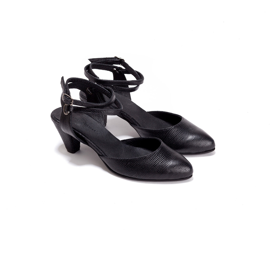Marni - Black Leather Pumps
