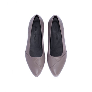 Holly - Calf Leather Flats