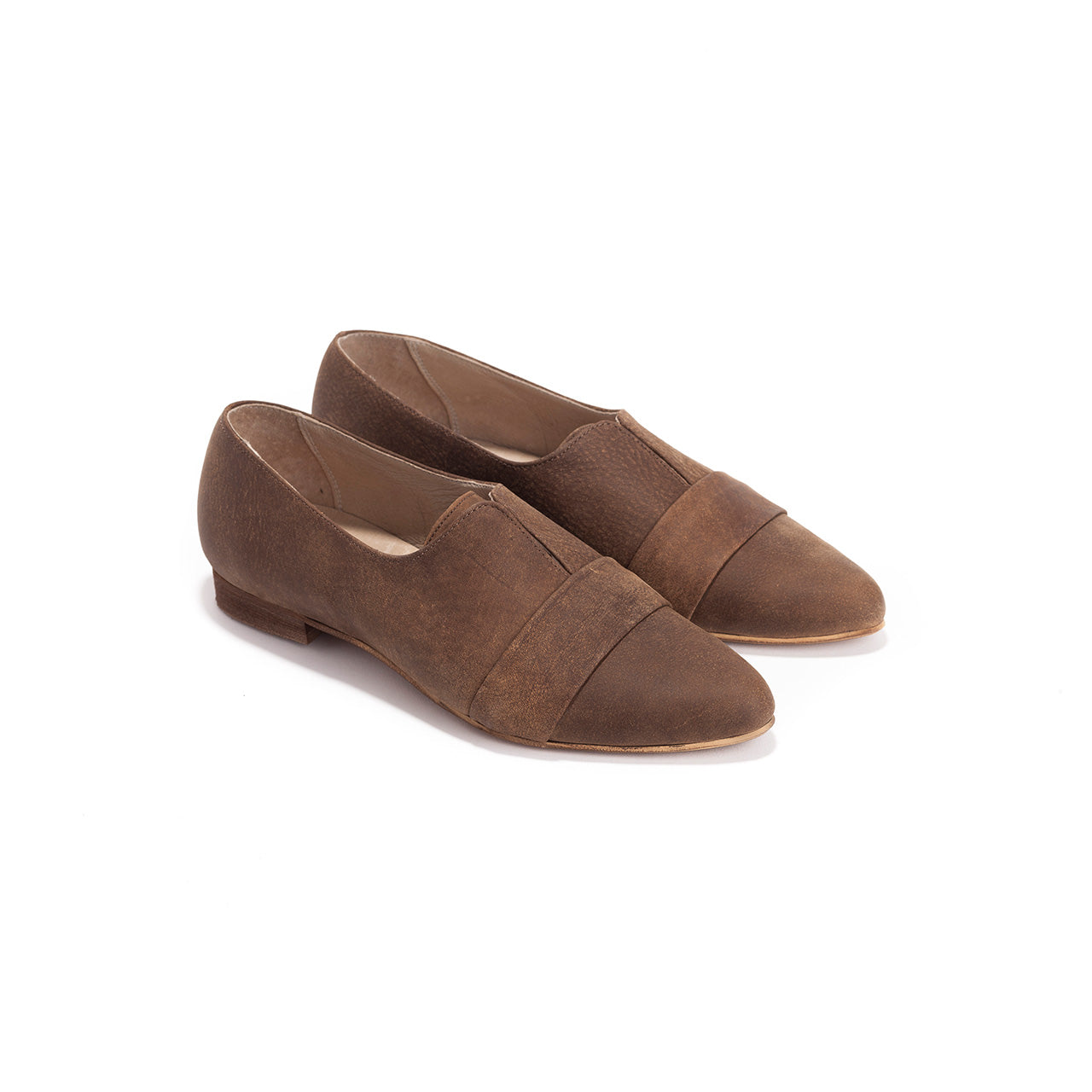 Nora - Loafer Flats
