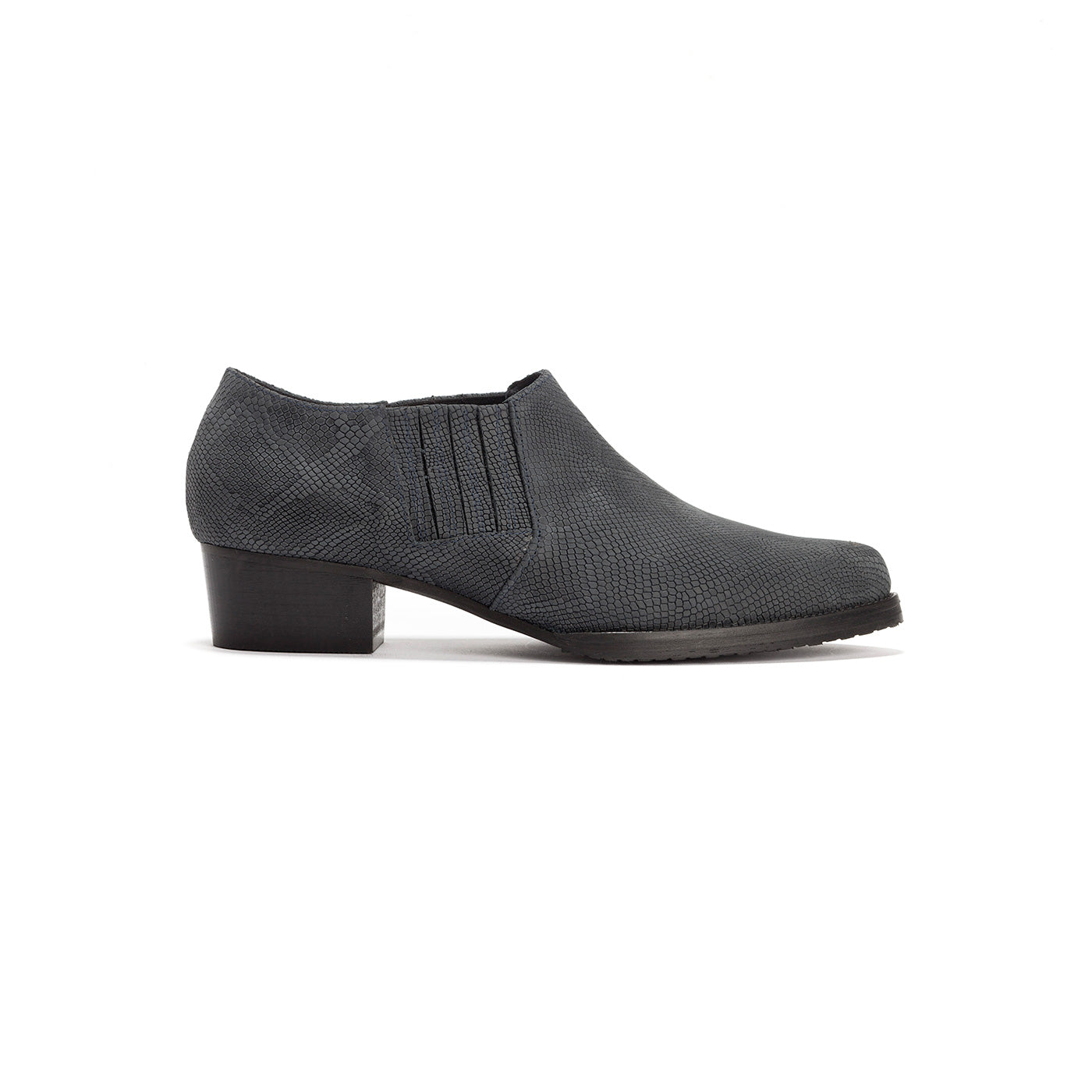 Sonya - Slip On Ankle Boots