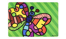 Load image into Gallery viewer, Romero Britto Placemat - RSVP Beauty Clinic
