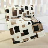 Super Velvet Blanket Throw bedding (1.5,1.8,2.3)*2m