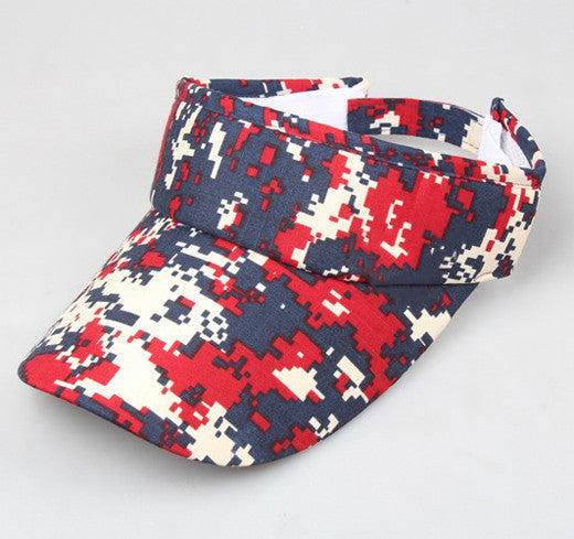 New Fashion Outdoor Camouflage Snapback Cap