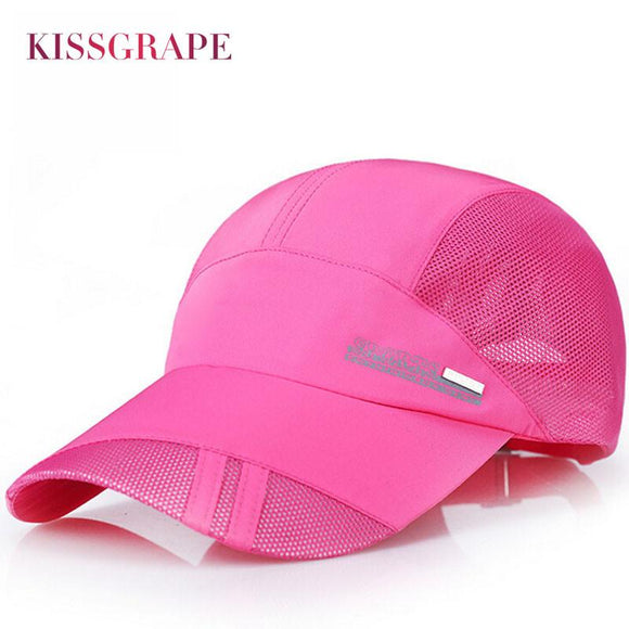 Summer Breathable Mesh Cap