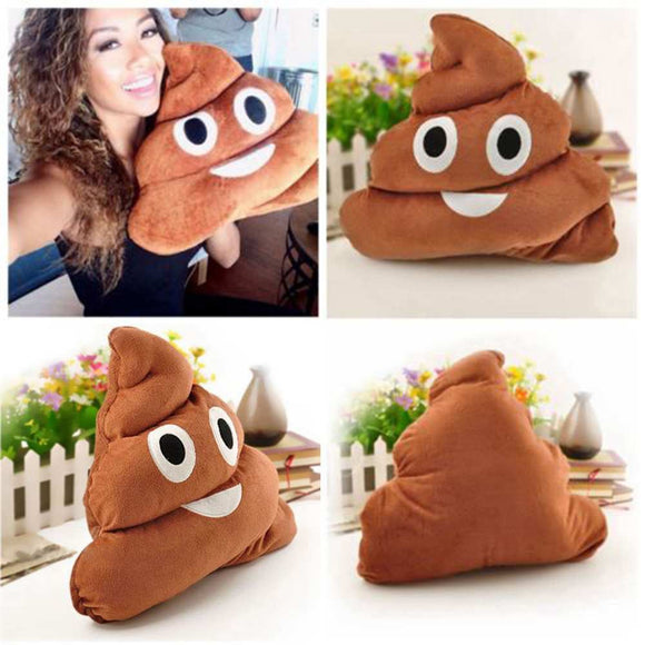 1PC Cute Emoji Pillows