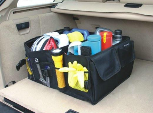 Folding Car Trunk Storage Organizers