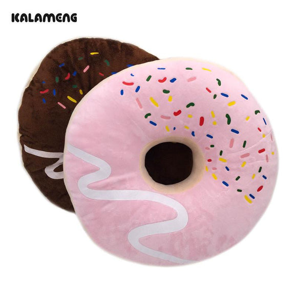 Sweet Donuts Shaped Cushion for Chair Back/Car