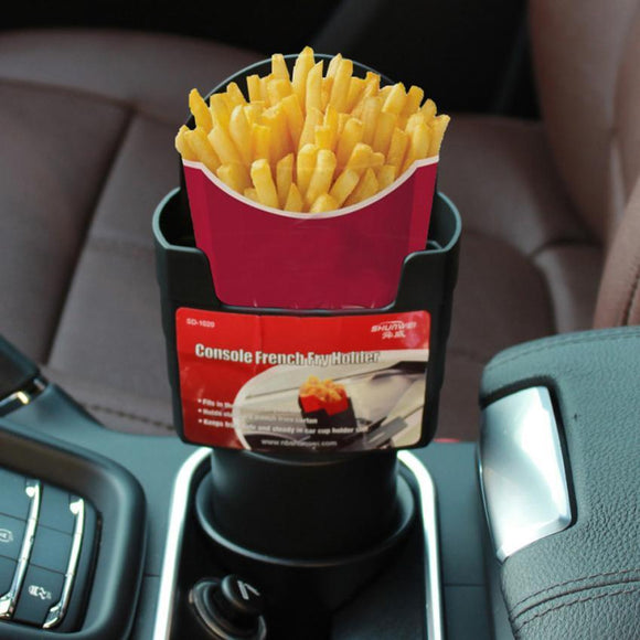 French Fries Car Cup Holder