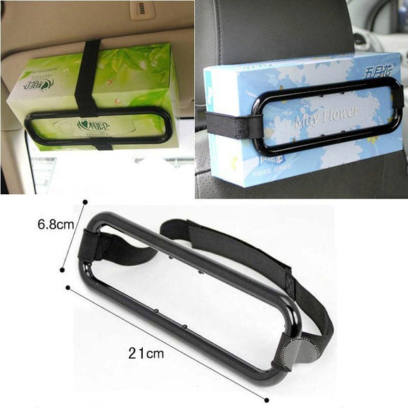 Hot 1 Pcs Car Tissue Paper Box Holder