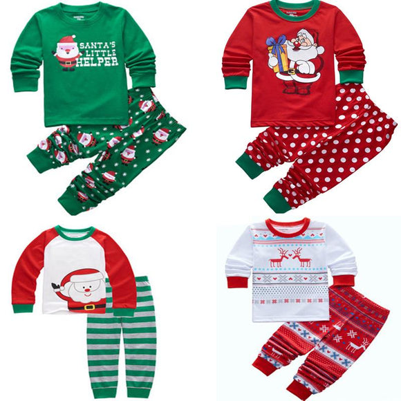 New Christmas Pajamas Set