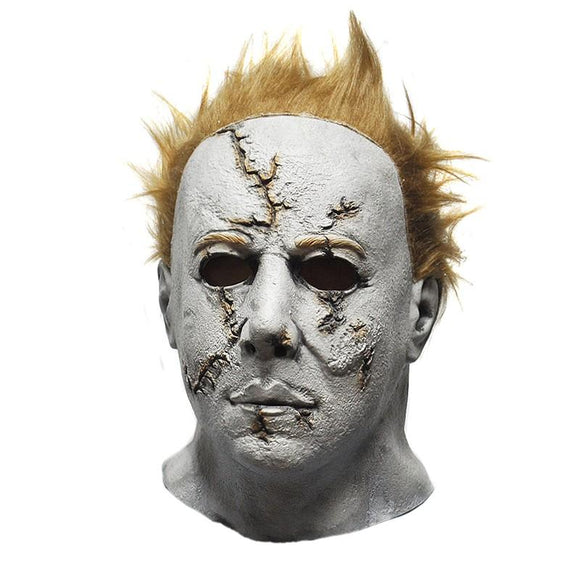 Scary Cosplay Adult Latex Party Mask