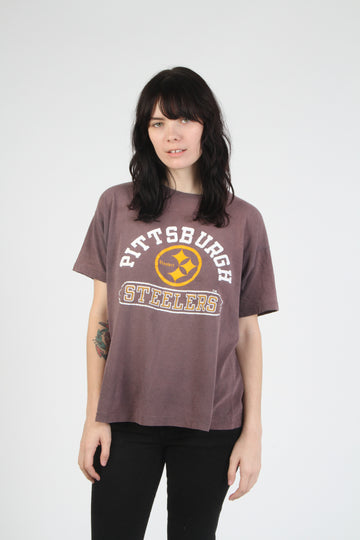 Vintage 1970s Pittsburgh Steelers T Shirt