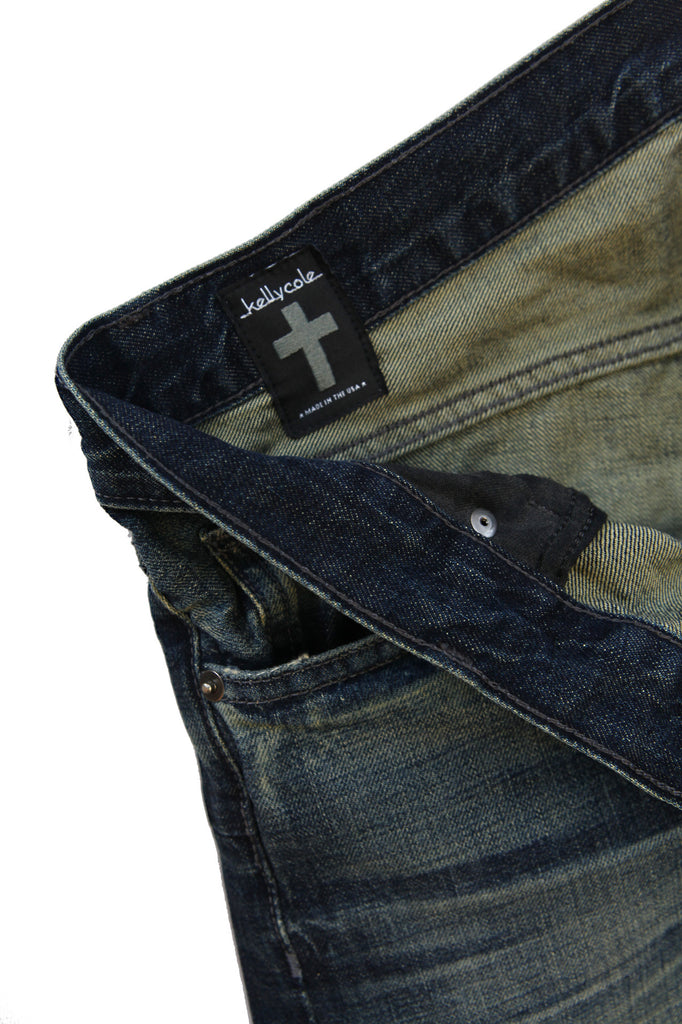Unisex Distress Wash 5150 Vintage Work Jean