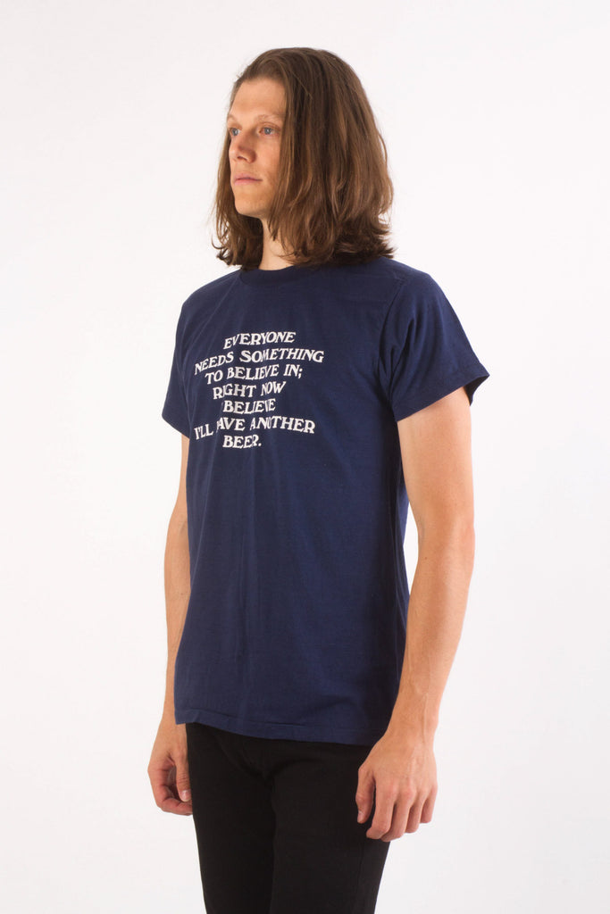 1980s Vintage HAVE ANOTHER BEER T-Shirt