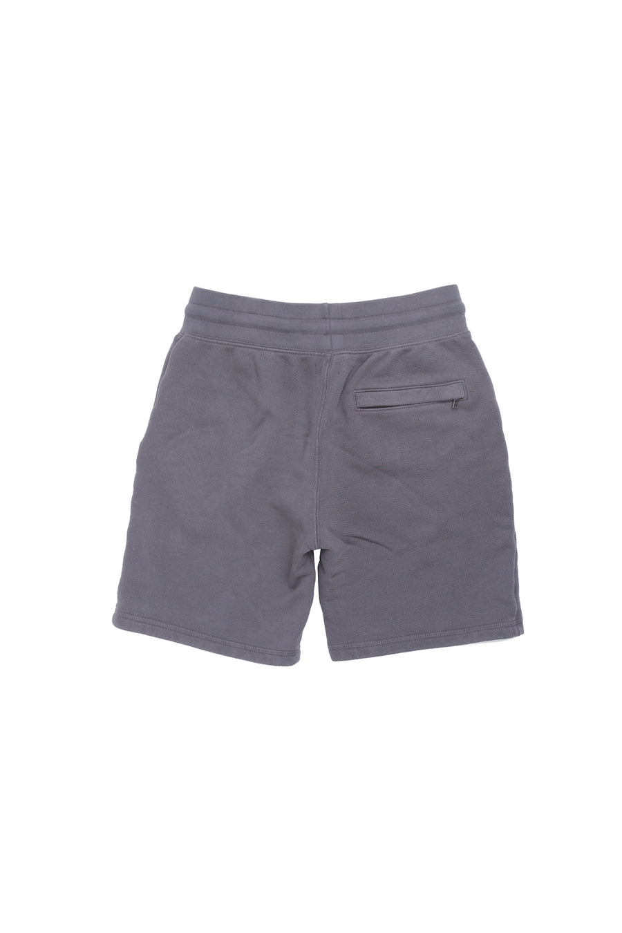 French Terry Fitted Shorts