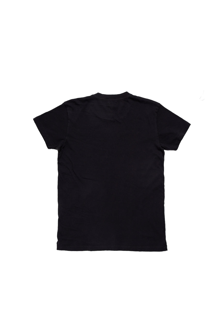 Kelly Cole Signature Short Sleeved Crewneck T Shirt - Jet Black