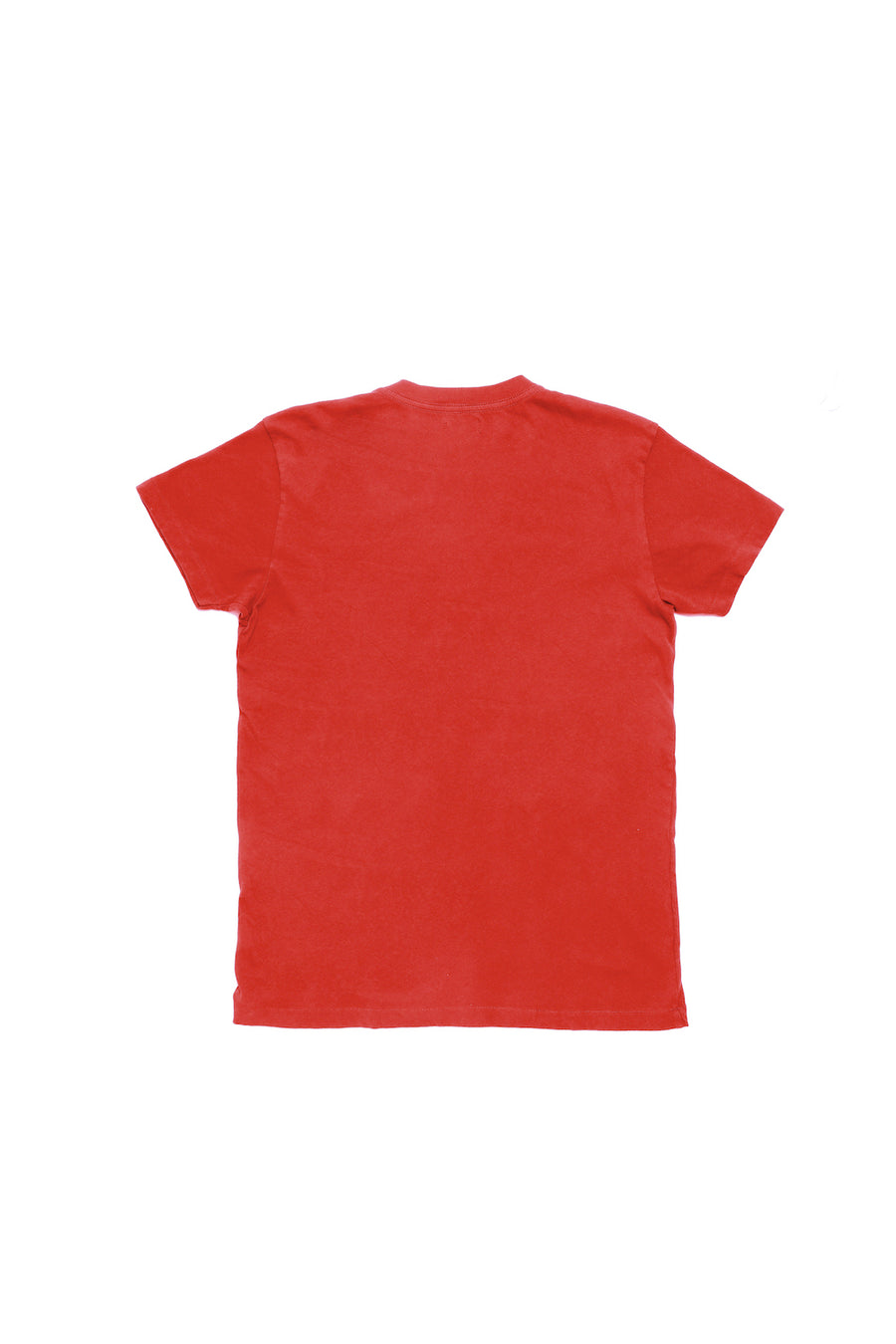 Kelly Cole Signature Short Sleeved Crewneck T Shirt - Brick