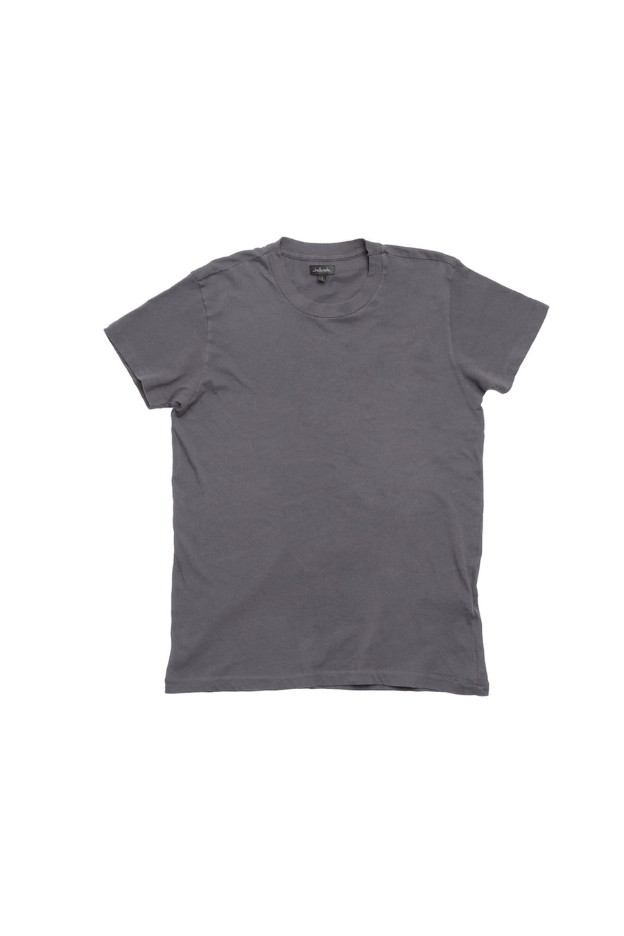 Kelly Cole Signature Short Sleeved Crewneck T Shirt - Grey