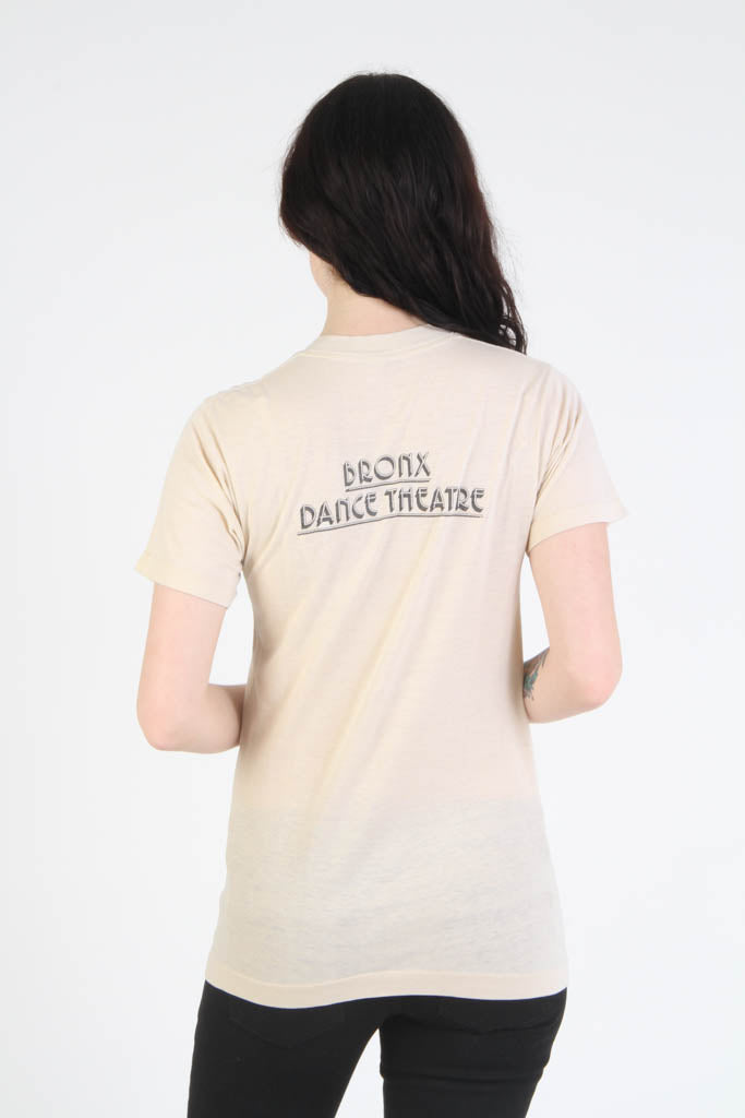 Vintage 1980s Brooklyn Dance Theater T Shirt