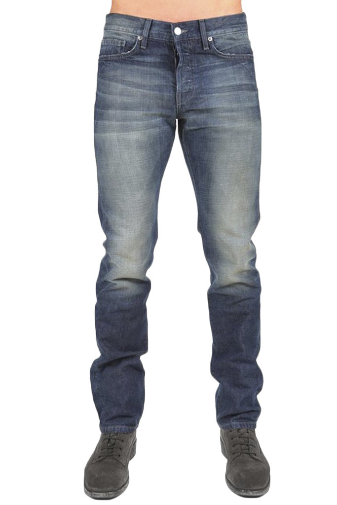 "Men's Slim Straight ""250"" Wash Denim"