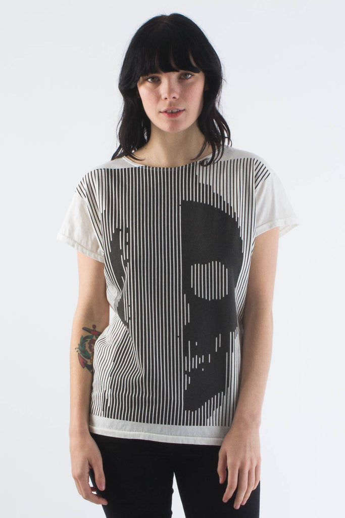 Kelly Cole Fractured Skull Graphic Tee