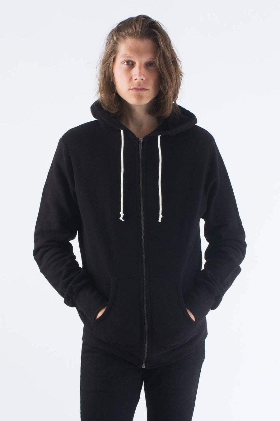Kelly Cole Signature Zip Up Hoodie - Kelly Cole USA
