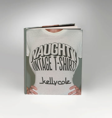 Naughty Vintage T-Shirts Book