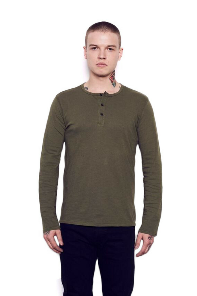 Kelly Cole Men's Henley