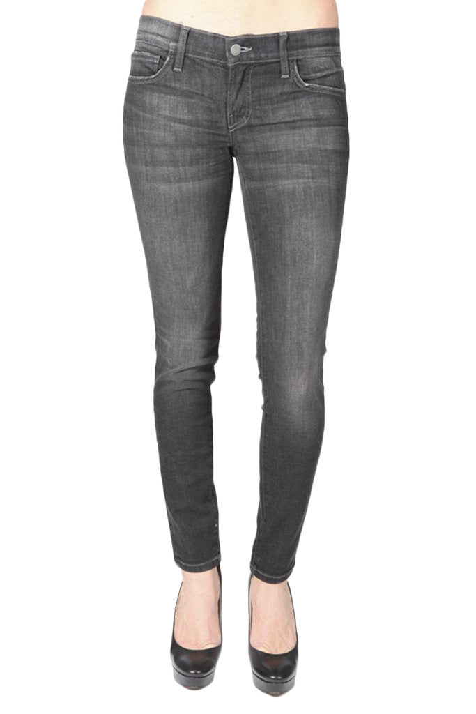 "Women's Black Skinny ""250"" Wash Denim"